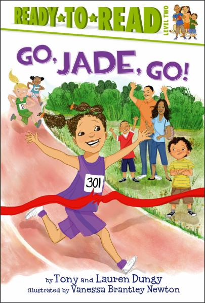 Go, Jade, Go! (Ready-to-Read, Level One)