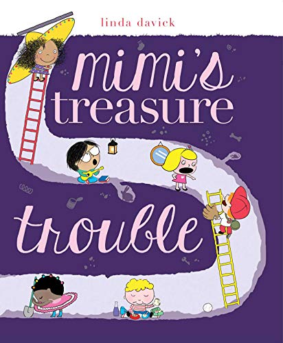 Mimi's Treasure Trouble  (Mimi's World, Bk. 2)