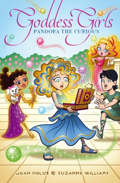 Pandora the Curious (Goddess Girls, Bk. 9)