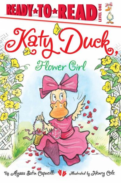 Flower Girl (Katy Duck, Ready to Read Level 1)