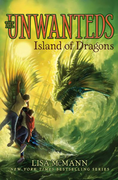 Island of Dragons (The Unwanteds, Bk. 7)