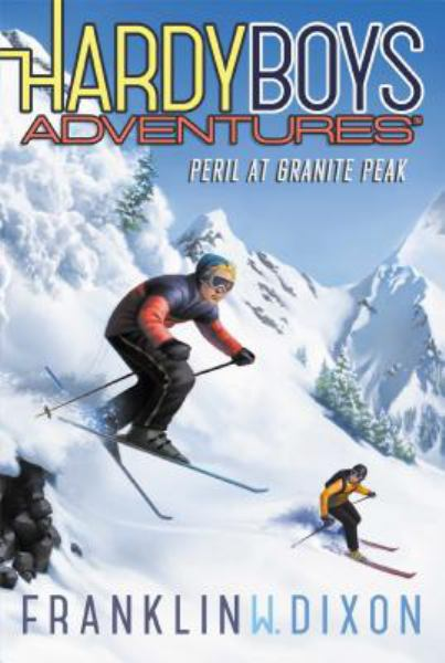 Peril at Granite Peak (Hardy Boys Adventures, Bk. 5)