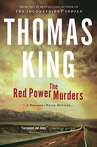 The Red Power Murders (DreadfulWater Mystery)