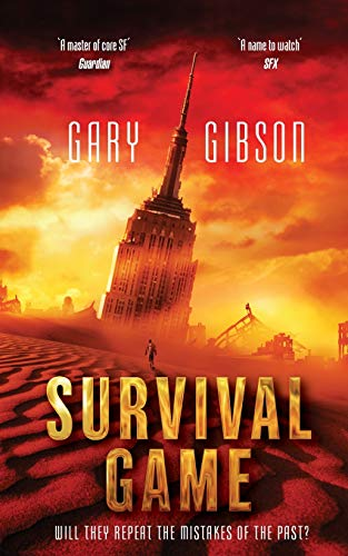 Survival Game (The Apocalypse Duology, Bk. 2)