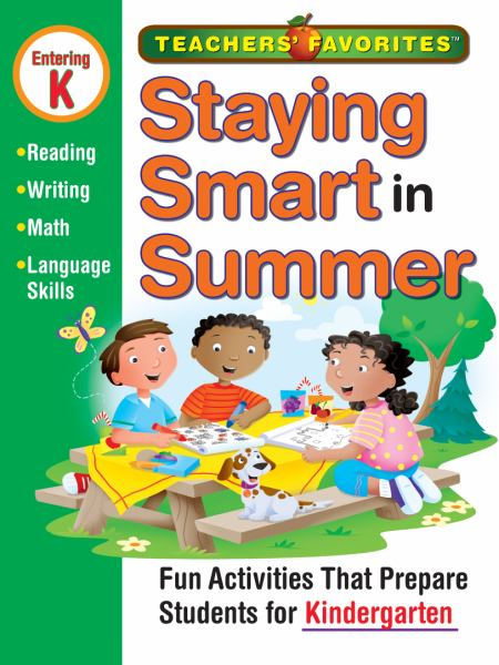 Staying Smart in Summer (Teachers' Favorites, Kindergarten)
