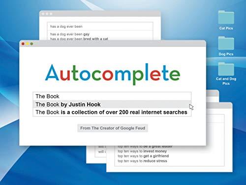 Autcomplete: The Book (Softcover)