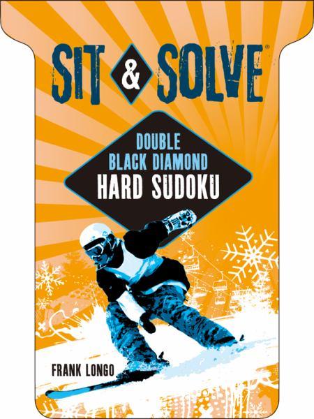 Double Black Diamond Hard Sudoku (Sit & Solve) (Softcover)