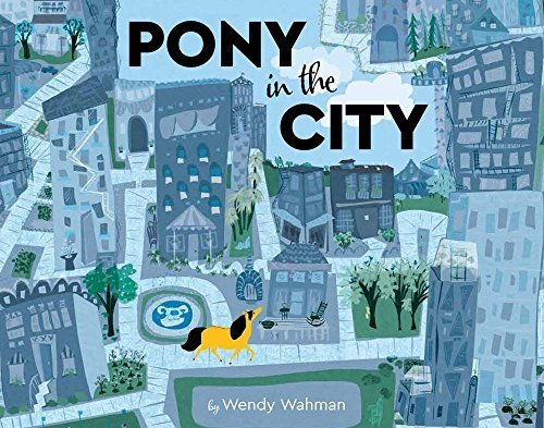 Pony in the City