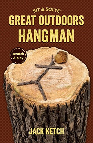 Great Outdoors Hangman (Sit & Solve)