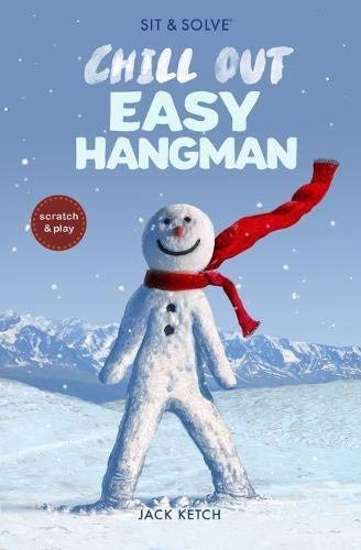 Chill Out Easy Hangman (Sit & Solve)