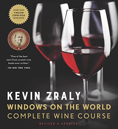 Kevin Zraly Windows on the World Complete Wine Course (Revised, Updated & Expanded Edition)