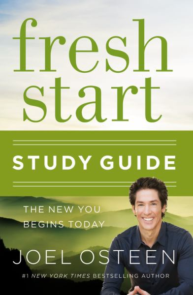 Fresh Start Study Guide: The New You Begins Today