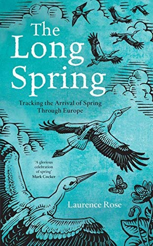 The Long Spring: Tracking the Arrival of Spring Through Europe