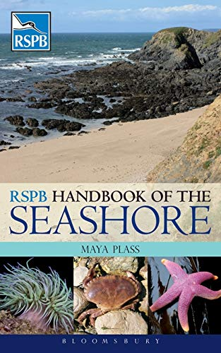 RSPB Handbook of the Seashore (Giving Nature a Home)