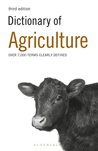 Dictionary of Agriculture (Third Edition)