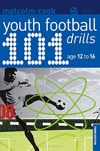 101 Youth Football Drills (101 Drills)