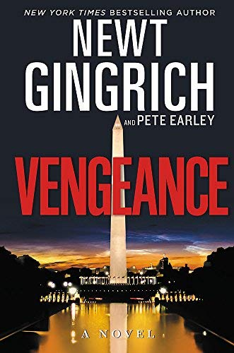 Vengeance (The Major Brooke Grant Series, Bk. 3)