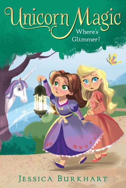 Where's Glimmer? (Unicorn Magic, Bk. 2)