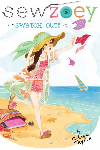 Swatch Out! (Sew Zoey, Bk. 8)