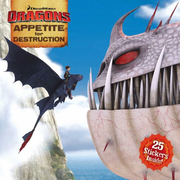 Appetite for Destruction (How to Train Your Dragon)