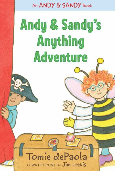 Andy & Sandy's Anything Adventure (Andy & Sandy)