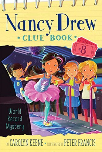 World Record Mystery (Nancy Drew Clue Bk. 8)