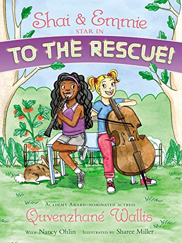 Shai & Emmie Star in To the Rescue! (A Shai & Emmie Story, Bk. 3)
