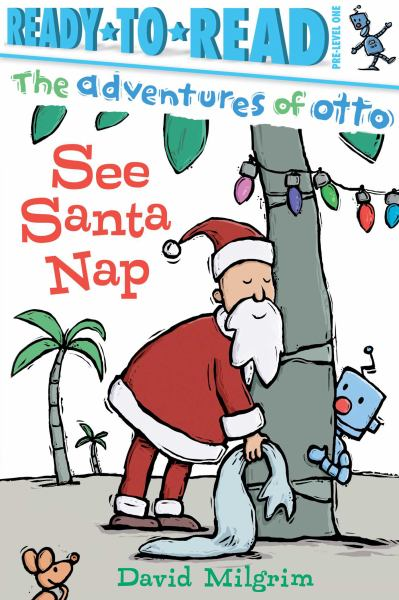 See Santa Nap (The Adventures of Otto)