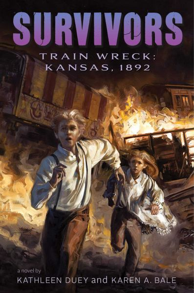 Train Wreck: Kansas, 1892 (Survivors)