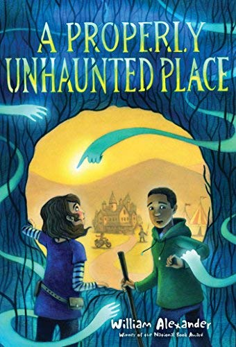 A Properly Unhaunted Place (Bk. 1)