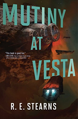 Mutiny at Vesta (Shieldrunner Pirates, Volume 2)