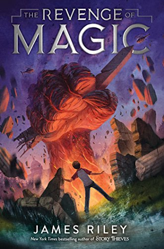 The Revenge of Magic (Bk. 1)
