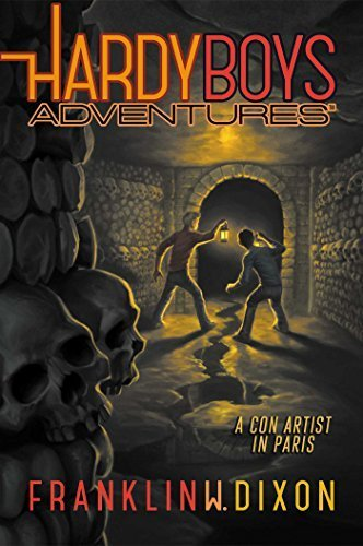 A Con Artist in Paris (Hardy Boys Adventures, Bk. 15)
