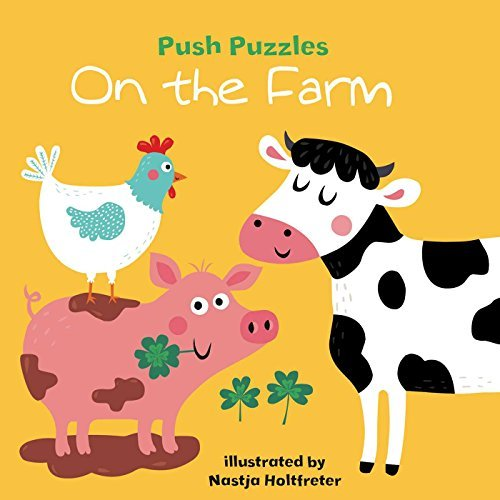 On the Farm (Push Puzzles)