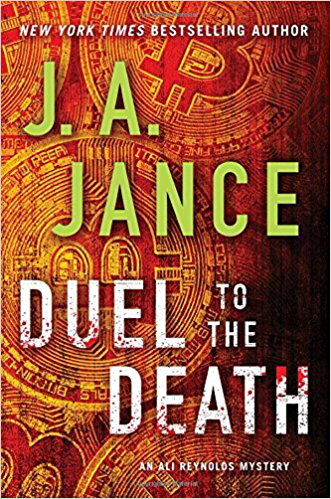 Duel to the Death (Ali Reynolds Series, Bk. 13)