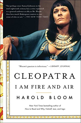 Cleopatra: I Am Fire and Air (Shakespeare's Personalities, Bk. 2)