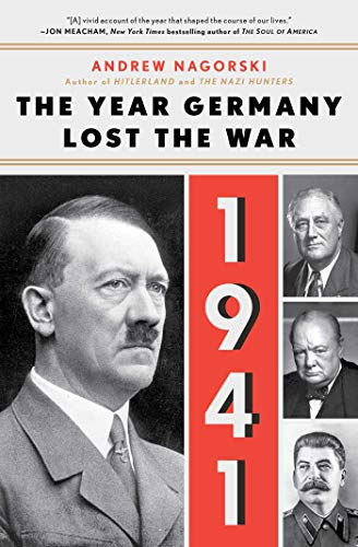 1941: The Year Germany Lost the War (Paperback)