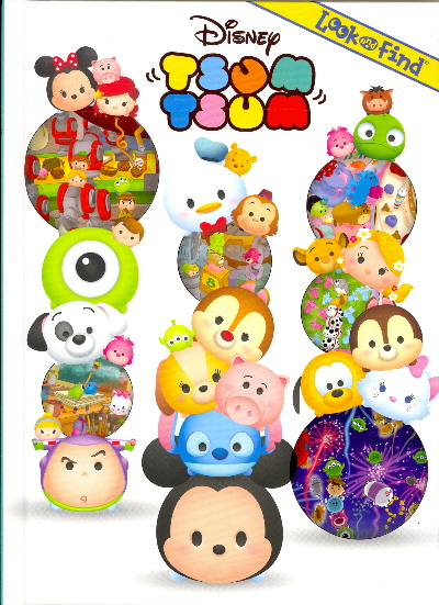 Disney Tsum Tsum (Look and Find)
