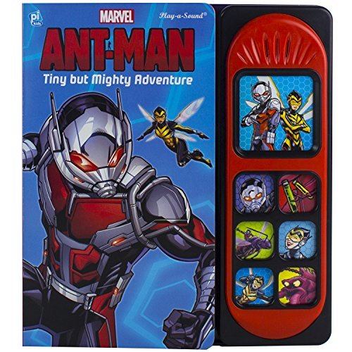 Tiny but Mighty Sound Book Adventure (Marvel Ant-Man)