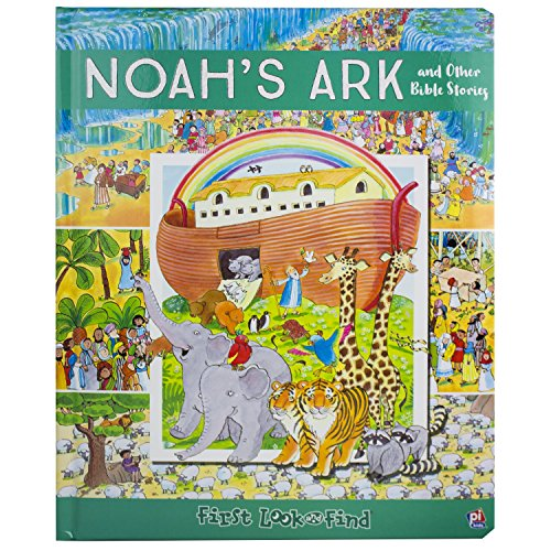 Noah's Ark and Other Bible Stories (First Look and Find)