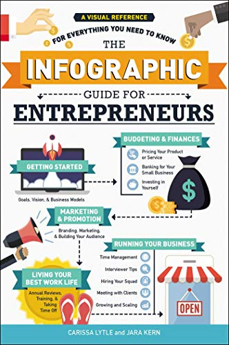The Infographic Guide for Entrepreneurs: A Visual Reference for Everything You Need to Know