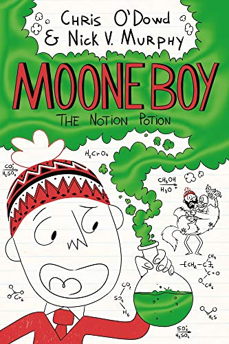 Moone Boy (The Notion Potion, Bk. 3)