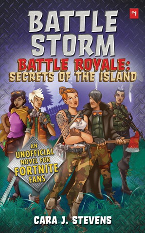 Battle Storm (Battle Royale: Secrets of the Island, Bk.1)