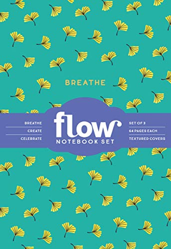 Breathe, Create, Celebrate Notebook Set (Flow)