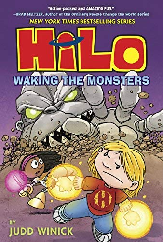 Waking the Monsters (Hilo, Bk.4)
