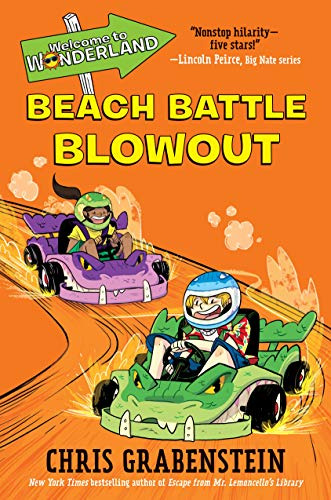 Beach Battle Blowout (Welcome to Wonderland, Bk. 4)