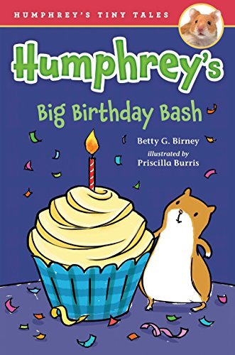 Humphrey's Big Birthday Bash (Humphrey's Tiny Tales)