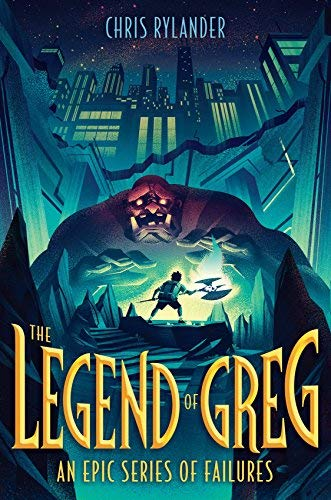 The Legend of Greg (Failures Series, Bk. 1)