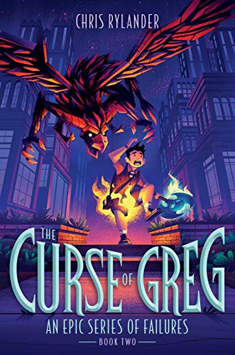The Curse of Greg (An Epic Series of Failures, Bk. 2)