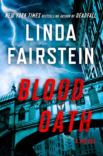 Blood Oath (An Alexandra Cooper Novel)